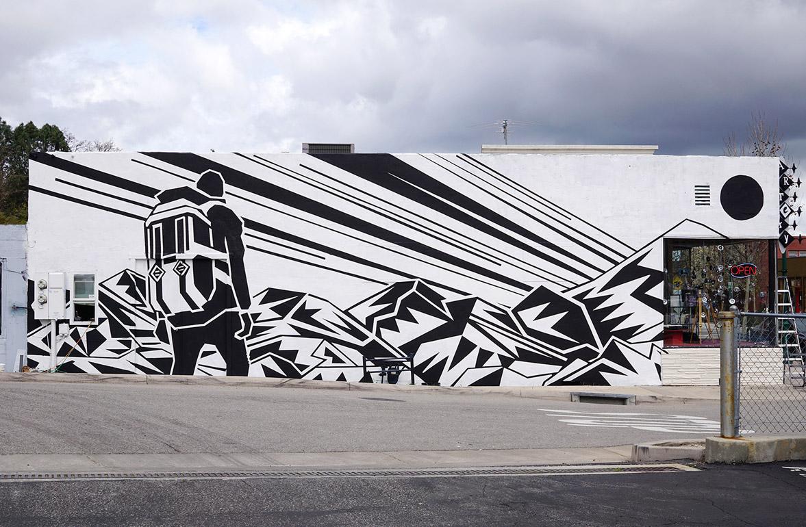 Tommii Lim,artiste,minimaliste,minimalisme,urbain