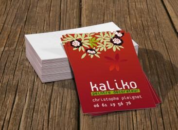 Identité Visuelle Kaliko
