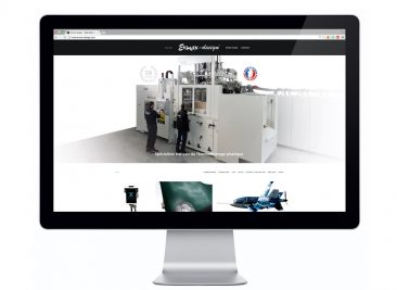 Site vitrine Ermax-design