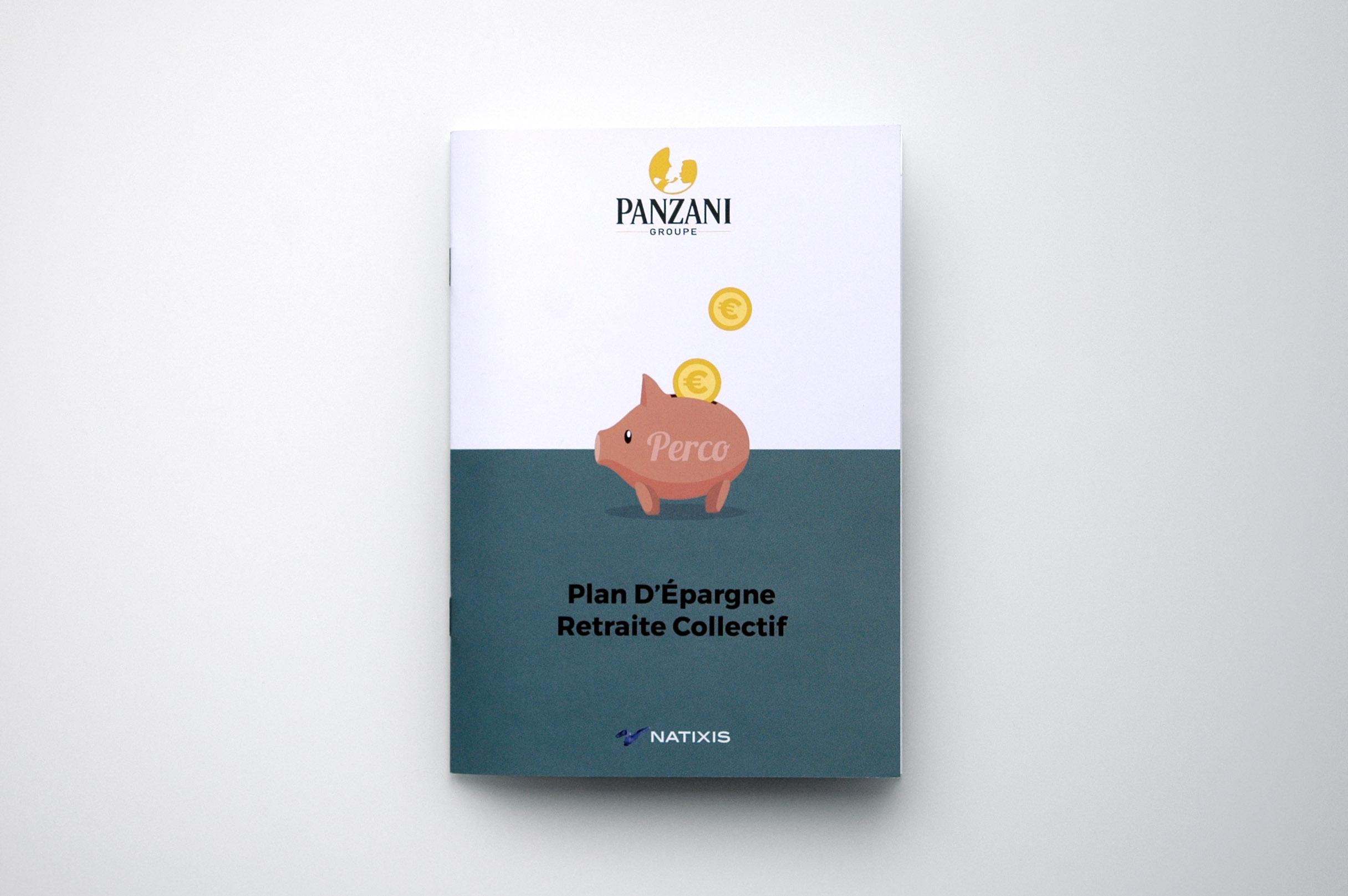 Livret didactique PERCO pour Panzani