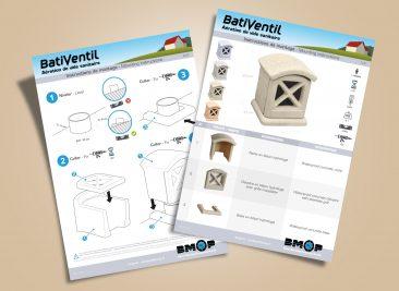 Notice A4 BatiVentil pour BMOP